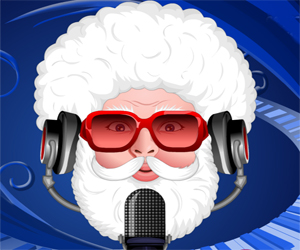 Musically Santa Dress Up