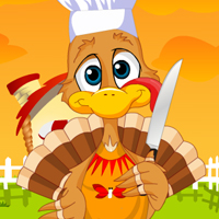 Fantasy Turkey Dress Up