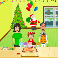 Free online flash games - Christmas Bakery Job game - WowEscape