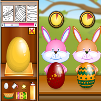 Free online flash games - Easter Egg Shop game - Games2Dress