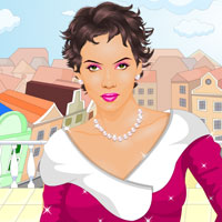 Free online flash games - Halle Berry Beauty Secrets game - Games2Dress