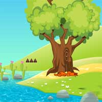 Free online flash games - ZooZooGames Scarlet Bird Escape game - Games2Dress