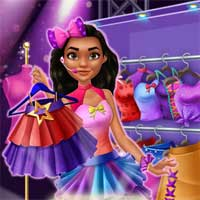 Free online flash games - Pop Star Princesses Dresses game - Games2Dress