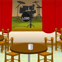 Free online flash games - MouseCity Toon Escape Coffee House game - Games2Dress