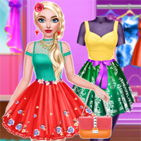Free online flash games - Rosies Ballerina Dress Dariagames game - Games2Dress