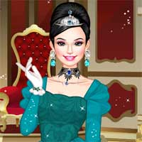 Free online flash games - Queens New Dresses game - Games2Dress