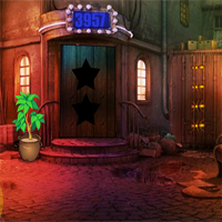 Free online flash games - Games4King Abandoned Town House Escape game - Games2Dress