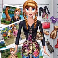Free online flash games - Fashion Looks Playdora game - Games2Dress