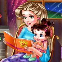 Free online flash games - Baby Fairytale game - Games2Dress