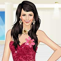Free online flash games - Lily Princess game - Games2Dress