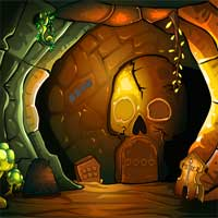 Free online flash games - MirchiGames Demon Cave Escape game - Games2Dress