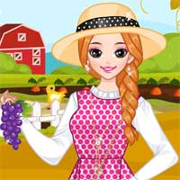 Free online flash games - Harvest Season game - Games2Dress
