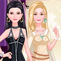 Free online flash games - Supermodels Fashion Week game - Games2Dress