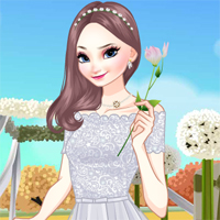 Free online flash games - Beautiful Bridesmaid 2 LoliGames game - Games2Dress