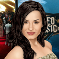 Free online flash games - Lovato Real Kibagames game - Games2Dress