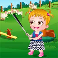 Free online flash games - Baby Hazel Tree House game - Games2Dress