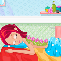 Free online flash games - Spring Heavenly Spa Day Ygirlgames game - Games2Dress