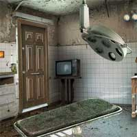 Free online flash games - FEG Escape Game Ruined Hospital 3 game - Games2Dress