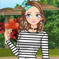 Free online flash games - Ready for Spring Loligames game - Games2Dress