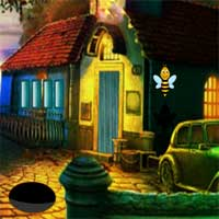 Free online flash games - Games4King Grill Gate Escape game - Games2Dress