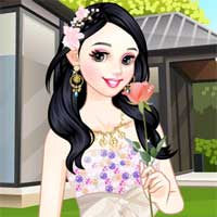 Free online flash games - Sweet Bridesmaid game - Games2Dress