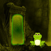 Free online flash games - Hooked Forest Escape game - Games2Dress