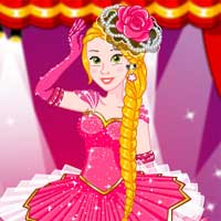 Free online flash games - Princess Dance Show game - Games2Dress