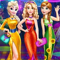 Free online flash games - Princesses Prom Ball AgnesGames game - Games2Dress