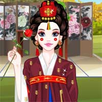Free online flash games - Traditional Korean Wedding game - Games2Dress