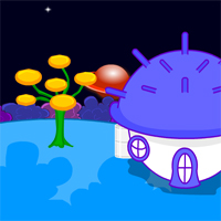 Free online flash games - MouseCity Escape Distant Planet game - Games2Dress