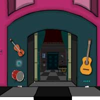 Free online flash games - BestEscapeGames The Memorable Guitar Escape game - Games2Dress
