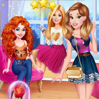 Free online flash games - Princess Confort Zone Challenge game - Games2Dress
