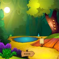 Free online flash games - MirchiGames Survival Forest Escape game - Games2Dress