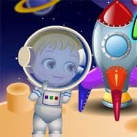 Free online flash games - Baby Hazel Alien Friend game - Games2Dress