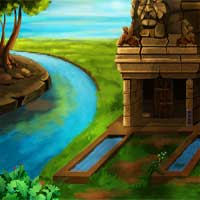 Free online flash games - EnaGames Temple of Tiktsyalik Escape game - Games2Dress