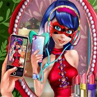 Free online flash games - Fashion Selfie Addiction game - Games2Dress