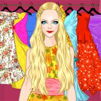 Free online flash games - Princess Spring Prom game - Games2Dress