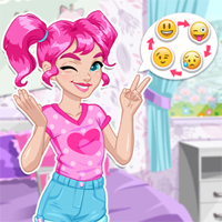 Free online flash games - Cheer Up Moody Ally Girlg game - Games2Dress