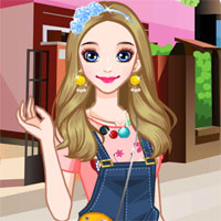 Free online flash games - Sweet Summer T-Shirt LoliGames game - Games2Dress