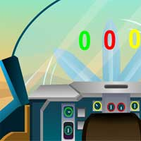 Free online flash games - AjazGames Escape Game Aerojet game - Games2Dress