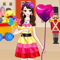 Free online flash games - Toy Town game - Games2Dress