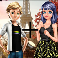 Free online flash games - Pretty Paris Fashion EgirlGames game - Games2Dress