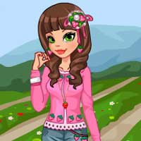 Free online flash games - Editors Pick Strawberry Fever game - Games2Dress