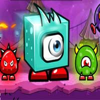 Free online flash games - Monster Adventure game - Games2Dress