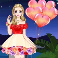 Free online flash games - Short Wedding Dress LoliGames game - Games2Dress