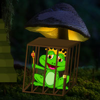 Free online flash games - King Toad Escape game - Games2Dress