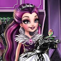 Free online flash games - Dark Queen Closet Witchhut game - Games2Dress