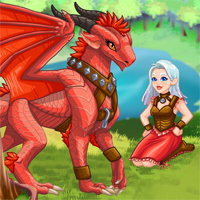 Free online flash games - GirlsPlay Girls Fix It Magical Creatures game - Games2Dress