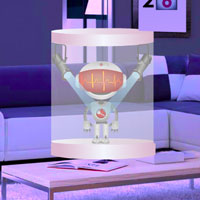 Free online flash games - WOW Robot Escape game - Games2Dress