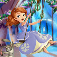 Free online flash games - Sofia Once Upon A Princess ZeeGames game - WowEscape